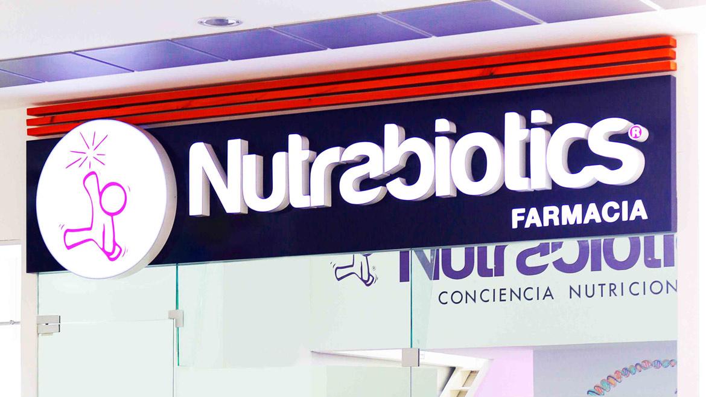 Farmacia Nutrabiotics Cali