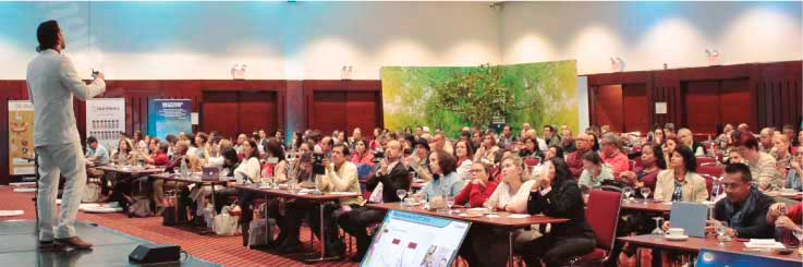 Nutrabiotics Curso Taller 2019 - Conferencistas