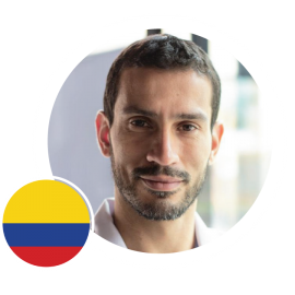 Dr. Sebastian Castrillon
